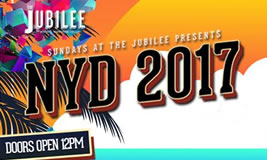 NYD 2017 at the Jubilee Hotel